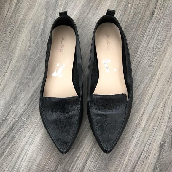 9832909e749 ALDO Follona pointed toe flats / loafers